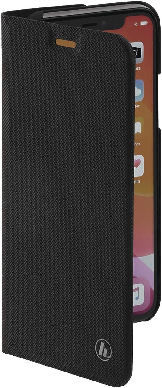 Hama Slim Pro Booklet Apple Iphone 12 Pro Max Schwarz Elektronik