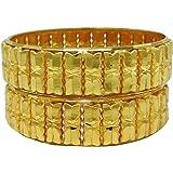 plaqué or ethnique traditionnel bracelet indien cadeau de bijoux pour les femmes bollywood 2 * 8