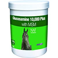 NAF GLUCOSAMINE 10,000 PLUS WITH MSM - 900 GM - NLF0495