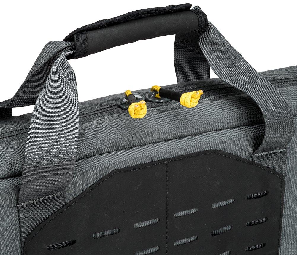 Evike Salient Arms International x Malterra Tactical Rifle Bag - Grey - (60930) by Evike (Image #2)
