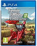 Farming Simulator 2017 - Platinum - PlayStation 4