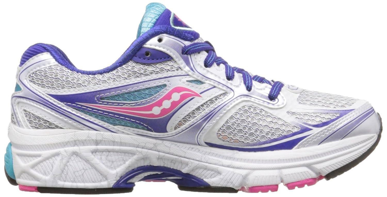 Saucony   GUIDE 8 8 8 Laufschuhe Damen   weiß-blau-Rosa e3a2ce