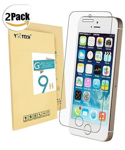 Iphone Se Protection Ecran Yootech 2 Pieces Iphone Se 5s 5c 5