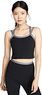 product image for Beyond Yoga Women's Cross Point Cropped Tank