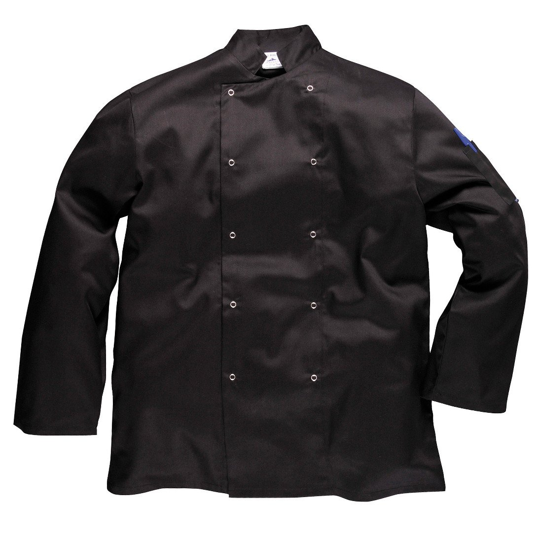 Portwest C833WHRXXXL Suffolk Chefs Jacket, Regular, 3X-Large, White Portwest Clothing Ltd