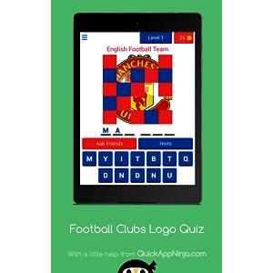 Football Clubs Logo Quiz: Amazon.es: Appstore para Android