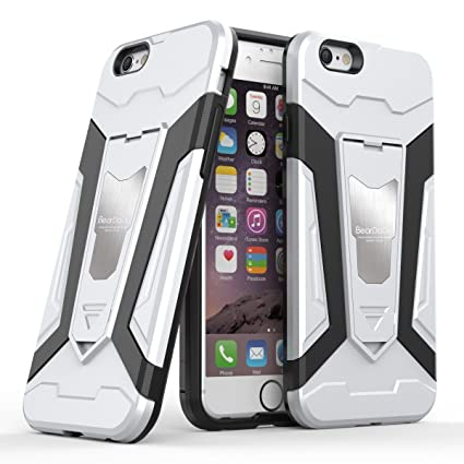 release date: 9f749 e8ad9 Armour Case / Back Cover for Apple iPhone 6 / 6s: Amazon.in: Electronics