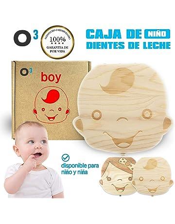 O³ Caja Dientes De Leche Español - 2 Versiones Disponibles – Niño / Niña - Cajitas