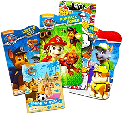 Young Kids Hero Paw Patrol 2 Pack Offically Licensed One Size