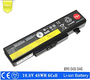 B590 E530 E540 Laptop Battery Replacement for 0A36311 Lenovo ThinkPad E430 E431 E435 E440 E445 E531 E535 E545; P/N: 45N1048 45N1049 45N1043 45N1042