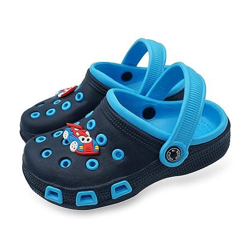 ba722d6b5e Eternity J. Kid's Cute Clog Cartoon Slide Sandals Garden Slip On Water Shoes  Children Slide