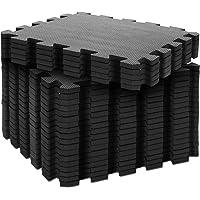 Body & Mind® Vloer bescherming Mat Beschermende Mat Set Onderlegmat voor fitness apparatuur; Fitness Mat vloer…