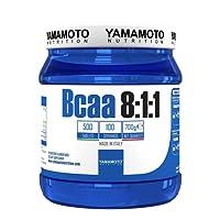 YAMAMOTO NUTRITION Bcaa 8:1:1 500 tablets