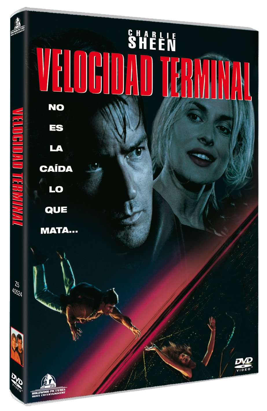 Velocidad terminal [DVD]