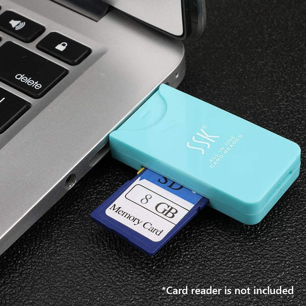 Docooler Memory Card 8GB//16GB//32GB//64GB//128GB Large Capacity High Speed SD Card for Camera