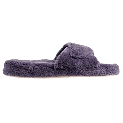Acorn Spa Slide II Squid Ink XL (US Women's 9.5-10.5) M | Slippers