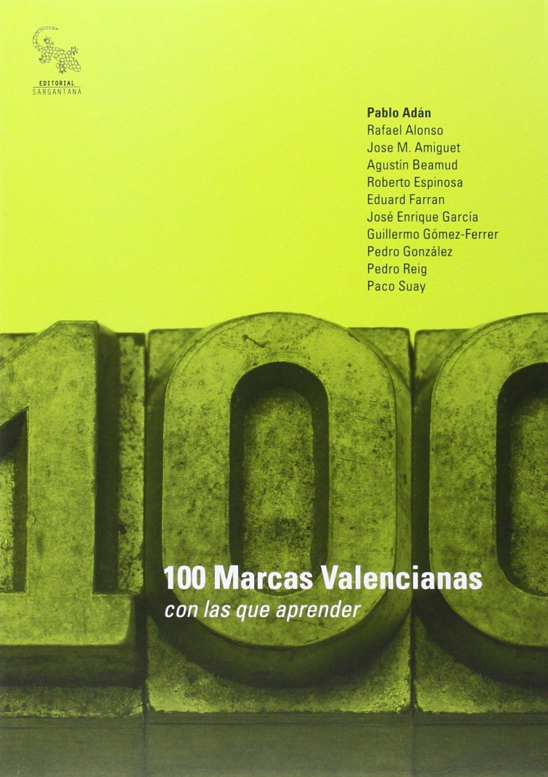 Download 100 marcas valencianas con las que aprender ebook