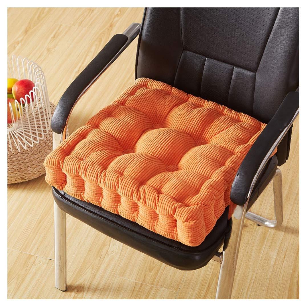 designer online Cuscino del sedile Cuscino per per per Ufficio Cuscino per Sedia da Ufficio Divano Imbottito Cuscino Lombare Quattro Stagioni Disponibili Morbido e Confortevole Wddwarmhome (Dimensioni   50  50  9cm)  economico e di alta qualità