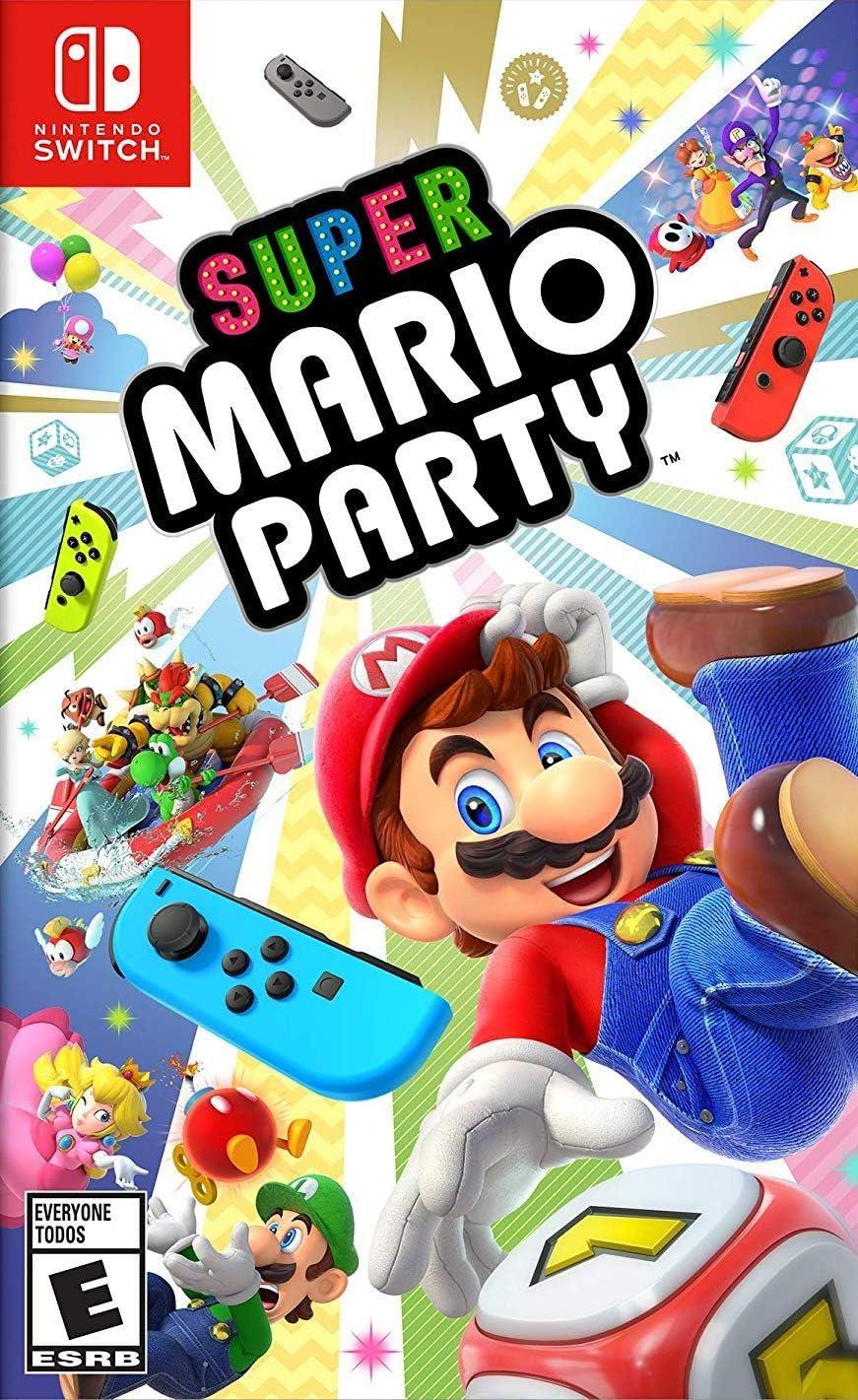 Super Mario Party - Nintendo Switch [Importación inglesa]: Amazon ...
