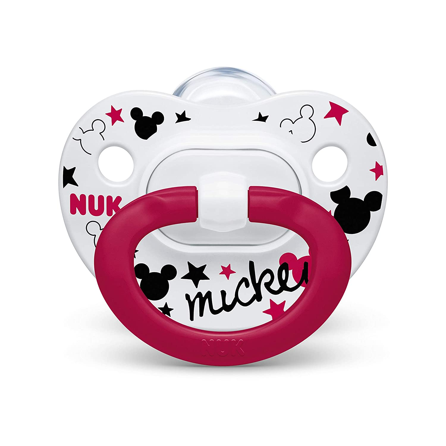 Amazon.com: NUK - Chupetes ortopédicos de Disney Minnie ...