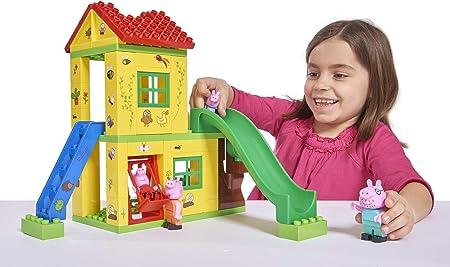 800057076 BIG Peppa Pig Costruzioni Parco Giochi
