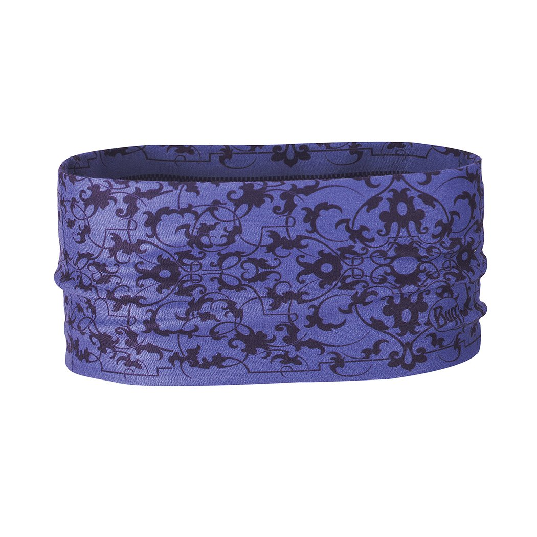 BUFF Unisex Headband, Siena Purple, OSFM