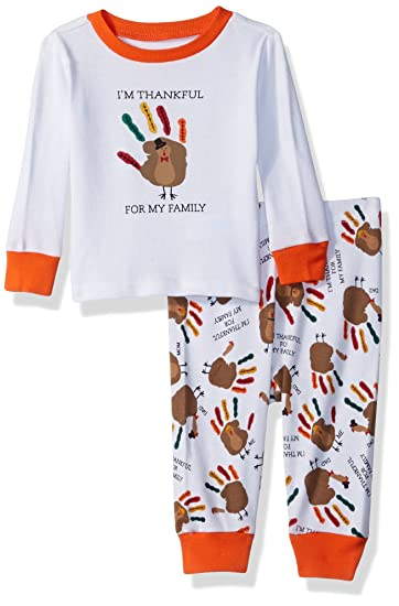 0c3791a6f Amazon.com  The Children s Place Baby Girls  Thanksgiving 2-Piece ...