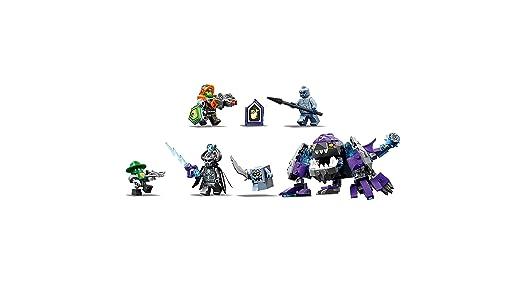 LEGO Nexo Knights Escalarrocas de Aaron - Juegos de ...