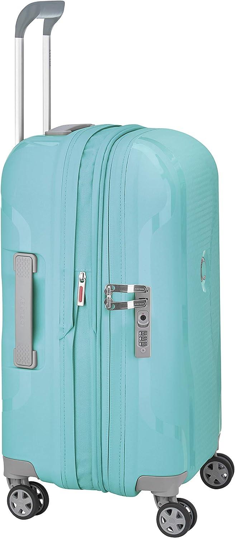 Valise Cabine Bleu Vert Clavel