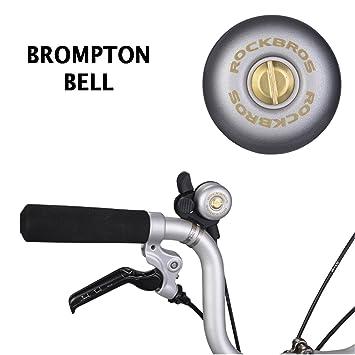 Brompton – Bell acero cobre personalizado accesorios Brompton – a medida, ...