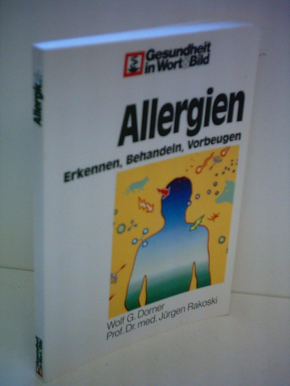 Allergien. Erkennen, Behandeln, Vorbeugen