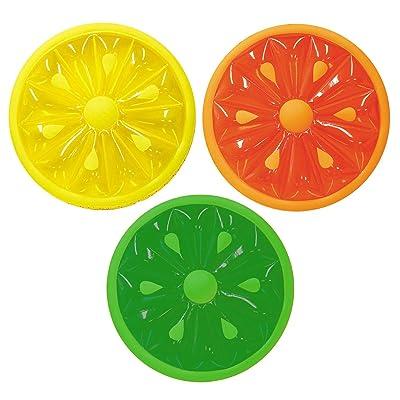 Swimline Giant Swimming Pool Fruit Slice Float   9054: Toys & Games