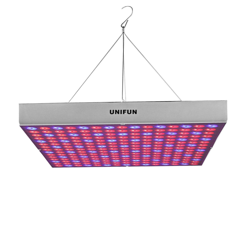 Amazon.com : 45W LED Grow Light, UNIFUN New Light Plant Bulbs Plant Growing  Bulb for Hydroponic Aquatic Indoor Plants : Garden & Outdoor