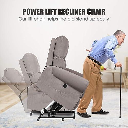 Power Lift Recliner Chair Lift Recliners