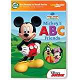 LeapFrog Junior Get Ready to Read Book Disney Mickey Mouse Clubhouse