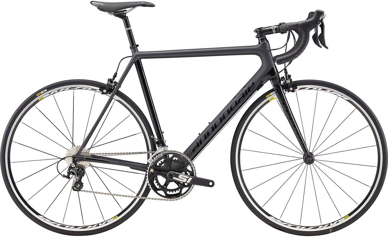 Cannondale Bicicleta 700, S6 Evo Carbon BBQ cód. C11307M1058 Tg ...