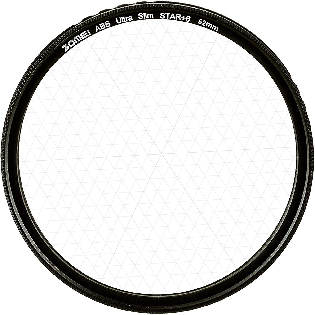 6 Points Star Filter ZoMei 52mm 8Points Star Filter for Canon Nikon Sony Olympus and Other DSLR Camera 4 Points Star Filter