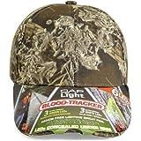 Randonnée Unisexe Hunting Cap avec 5 Ultra Bright DEL Tête Réglable Lampe De Vélo