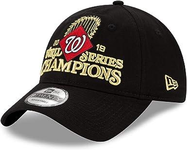 exquisite style best deals on hot product Amazon.com: Men's Washington Nationals Black 2019 World Series ...