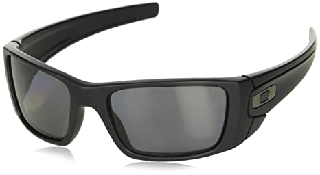 Oakley - Gafas de sol Pantalla FUEL CELLP Fuel Cell, matte black/grey polarized