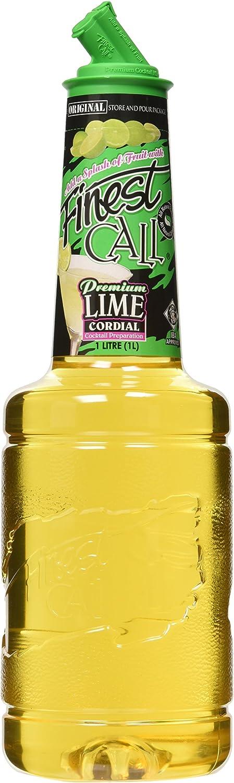 Finest Call Premium Lime Cócteles cordiales Preparación ...