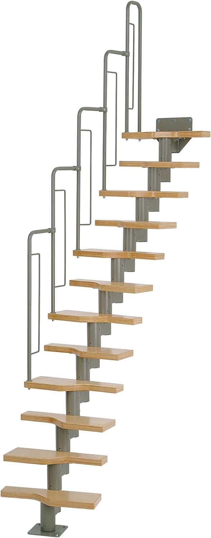 Dolle Graz ahorro de espacio en espiral–escalera para desván Kit (en stock)