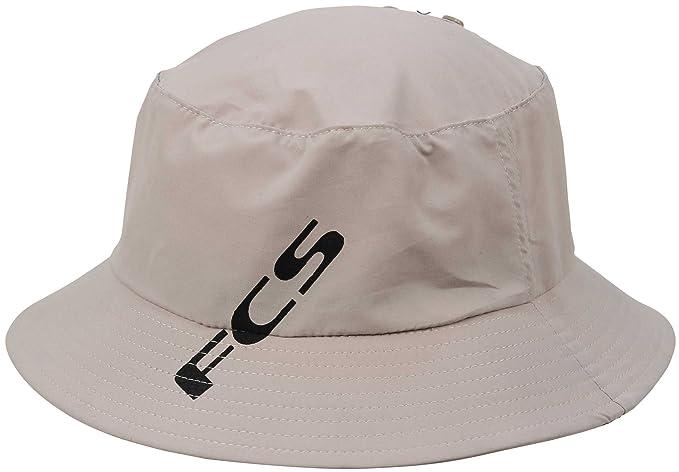 Amazon.com  FCS Hats - FCS Wet Bucket Hat - Grey - Medium  Sports ... cfb6b055ce3