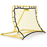 PodiuMax Portable Soccer Trainer, Rebounder Net with Adjustable Angle | Perfect for Team and Solo Training
