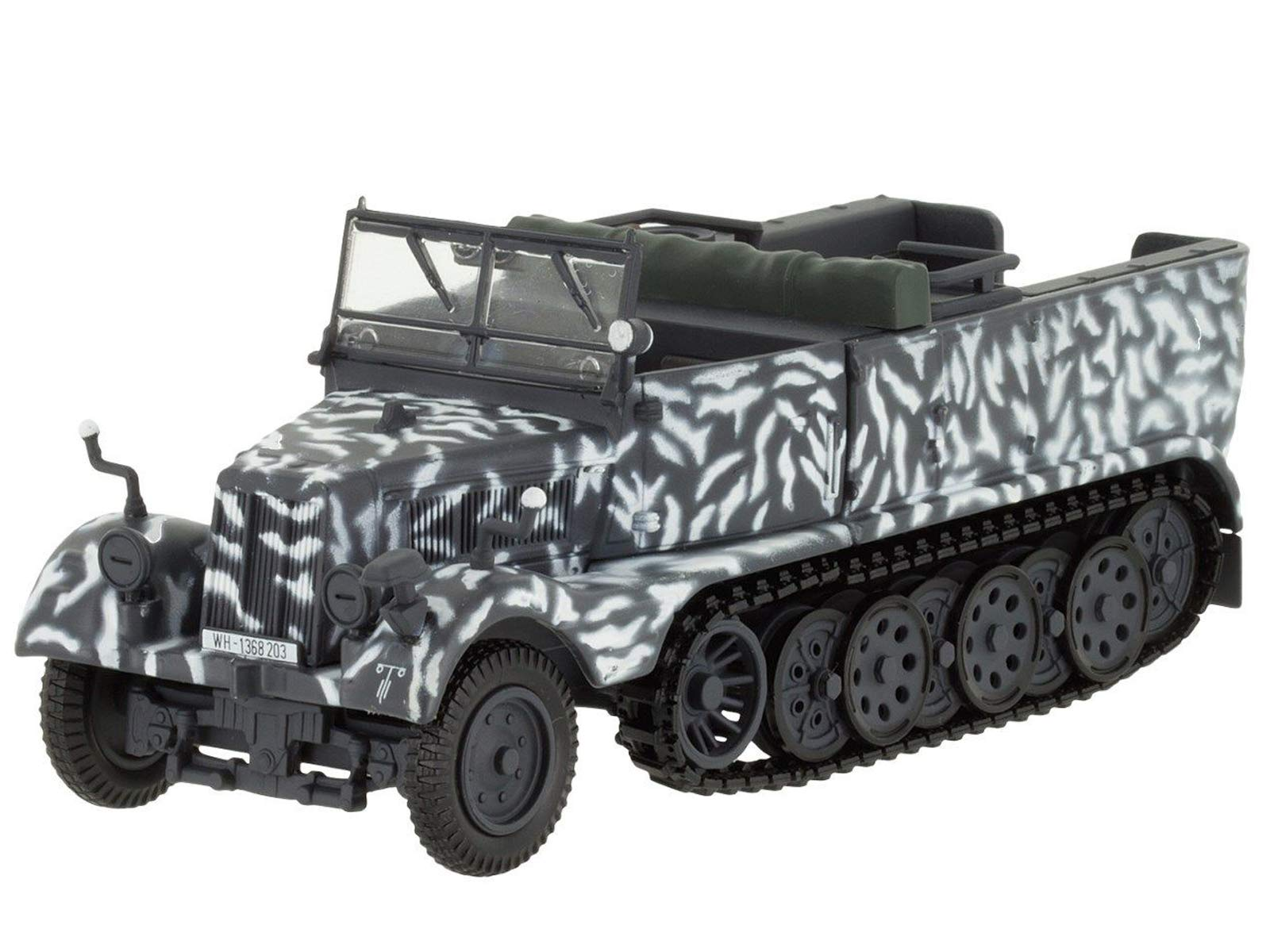 Sonderkraftfahrzeug Sd.Kfz 1942 Year German Special Purpose Vehicle 1/43 Collectible Model Vehicle Special Ordnance Vehicle