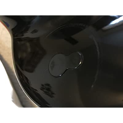 2015 and Newer Harley Davidson Street Glide fairing mirror hole plugs FLHX ape hanger upgrade WILL NOT FIT 2013 and older: Automotive