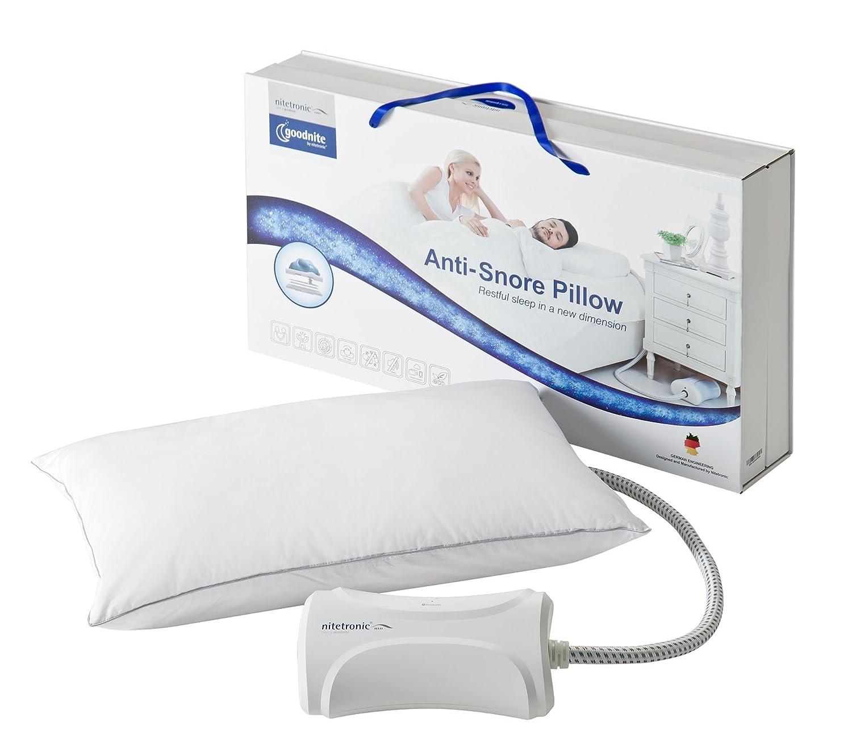 Goodnite Anti-Snore Pillow smart pillows Smart Pillows – the best sleep pillows on the market 71Zr28Hp5FL