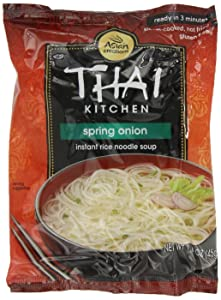 Thai Kitchen Onion Instant Noodle, 1.6000-Ounce (Pack of 12)