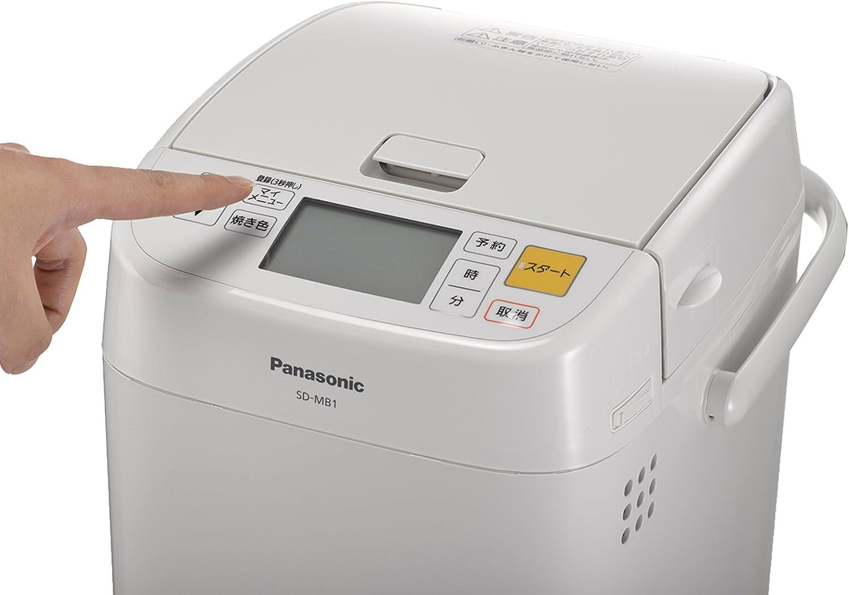 Amazon.com: Panasonic Home Bakery (1 porción de pan tipo) sd ...