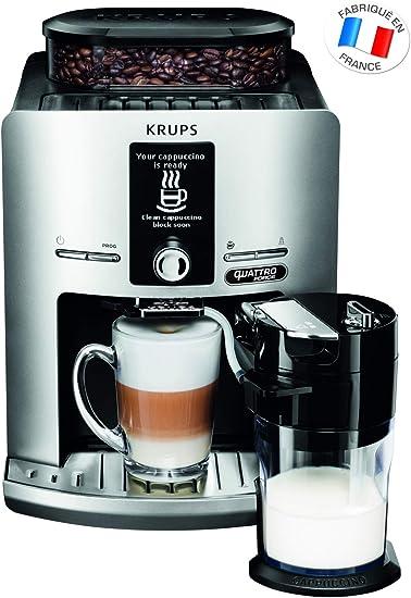 Máquina de Café Trituradora de Granos Expresso Krups